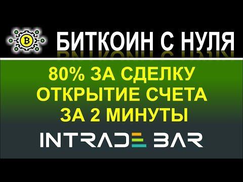 Зарабатываем 80% за сделку! легко и просто. Регистрация у брокера опционов.