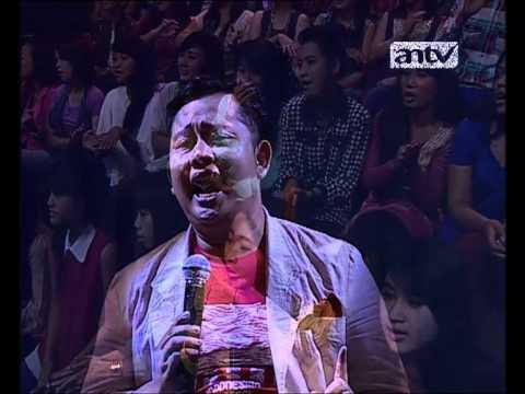 Sketsa Panggung ANTV Tantangan Karaoke Oghel
