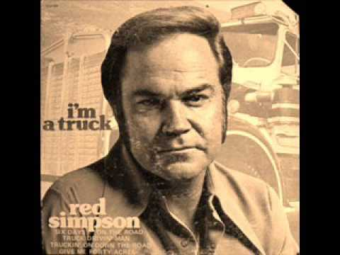 RED SIMPSON - GIVE ME 40 ACRES 1977