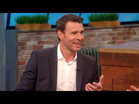 'Scandal' Star Scott Foley Reveals Why His Wife Won't Run Lines with Him Anymore