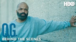 BTS: Journey Inside w/ Jeffrey Wright & Madeleine Sackler | O.G.