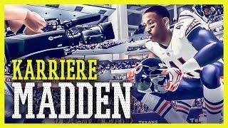 MADDEN NFL 17 FRANCHISE (Deutsch) - Spieler erstellen, Training, Spiel & Offseason | Tomy Hawk TV