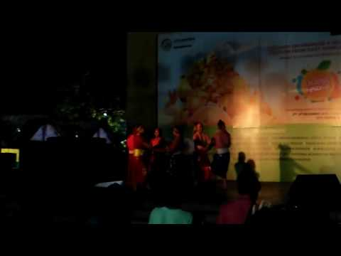 Assamese and nepali mix song dance performe in kolkata(organic fest kol)