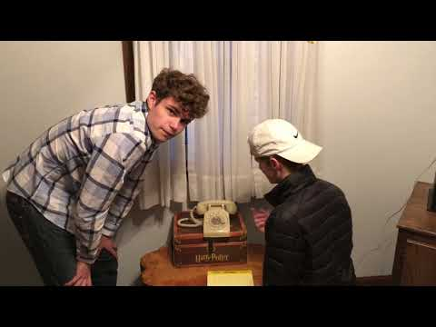 Teens Can't Figure Out Rotary Phone