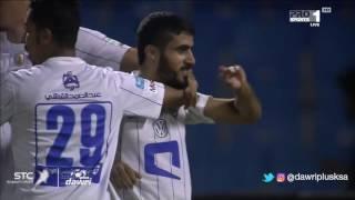 رياضة  تياجو ألفيس يصنع أول أهدافه مع الهلال السعودي