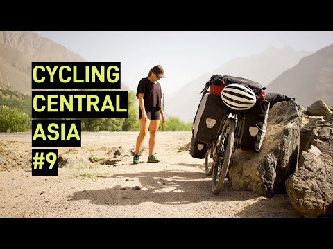 Cycling Central Asia #9: Camping in Tajikistan