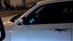 Adhy' - FAKE Phantom - Dude driving a FAKE Phantom trying to Stunt and Gets Caught LOL