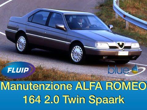 Manutenzione Motore Alfa Romeo 164 Twin Spaark