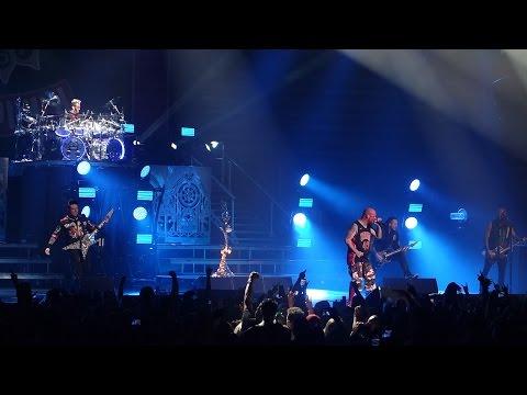Five Finger Death Punch Full Show @ T-Mobile Arena 10/28/16