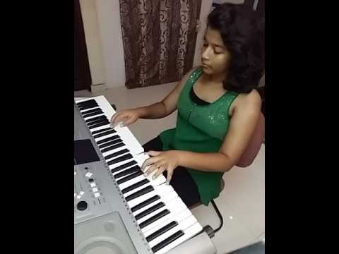 Sapna jahan dastak on piano cover by Nehal