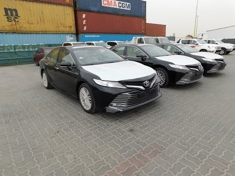 2018 Toyota Camry 3.5 V6 LIMITED In Dubaii