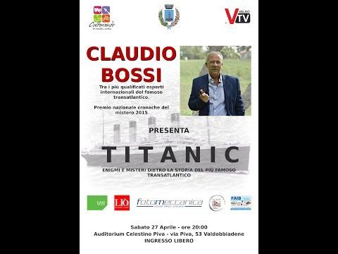 Intervista a Claudio Bossi: Titanic