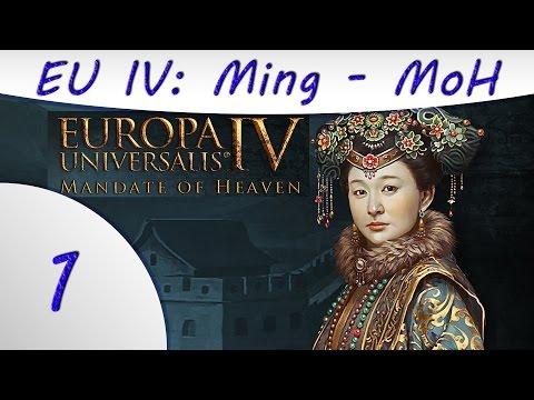 EU4 - Mandate of Heaven - Ming - Part 1