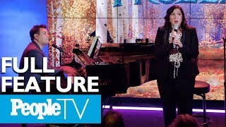 Behind 'Frozen 2' Music With Kristen Anderson-Lopez & Robert Lopez | PeopleTV | Entertainment Weekly
