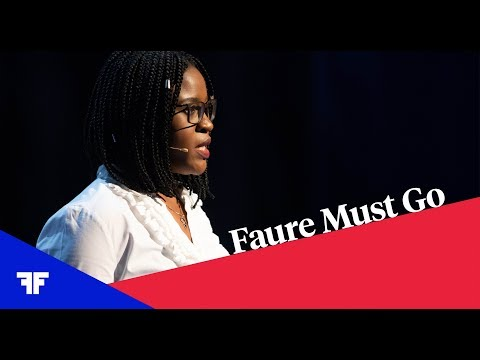 FARIDA NABOUREMA | FAURE MUST GO | 2018