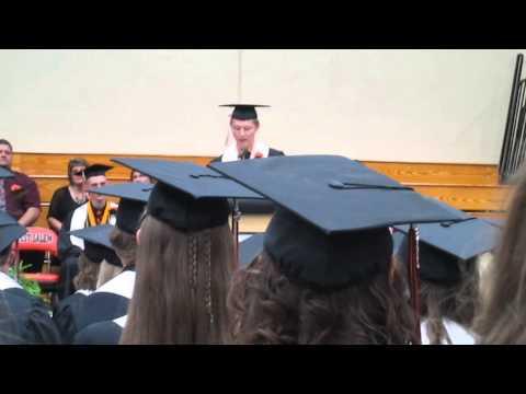 West Salem WI Class of 2015 - Cameron's Graduation Speech