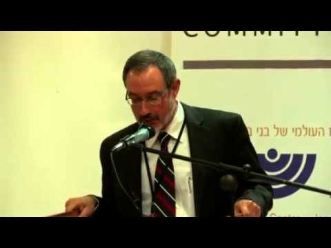 Alan Schneider - The Mainline Protestant Churches and the State of Israel