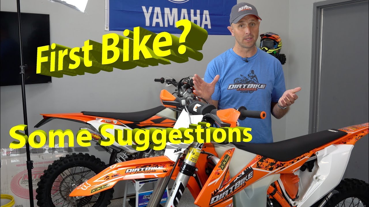 Best Dirt Bike For Beginners What Should You Buy Youtube