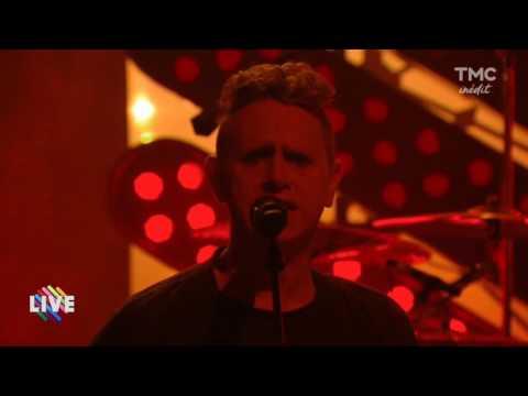 Depeche Mode concert privé 21/03/2017  Paris