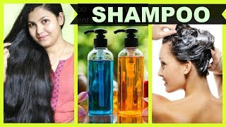 How to get super silky smooth hair (Asian hair secret)/ Homemade Natural Shampoo