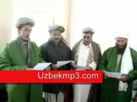 Qader Dostum Uzbek