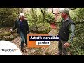 Artist Patrick Heron's Incredible Garden at Eagle's Nest, St Ives