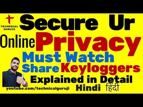 [Hindi] Secure Your Online Privacy | Don