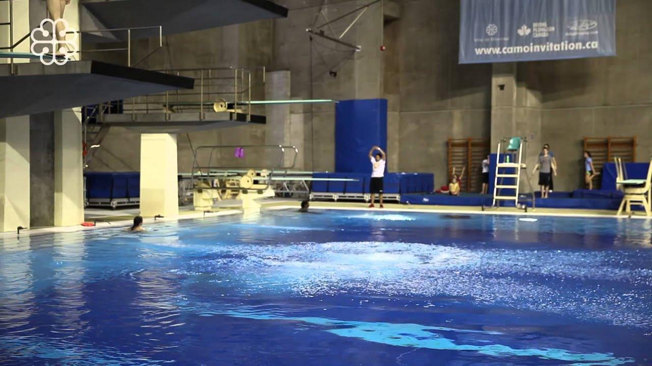 Milie heymans se souvient de ses entra nements au for Claude robillard piscine