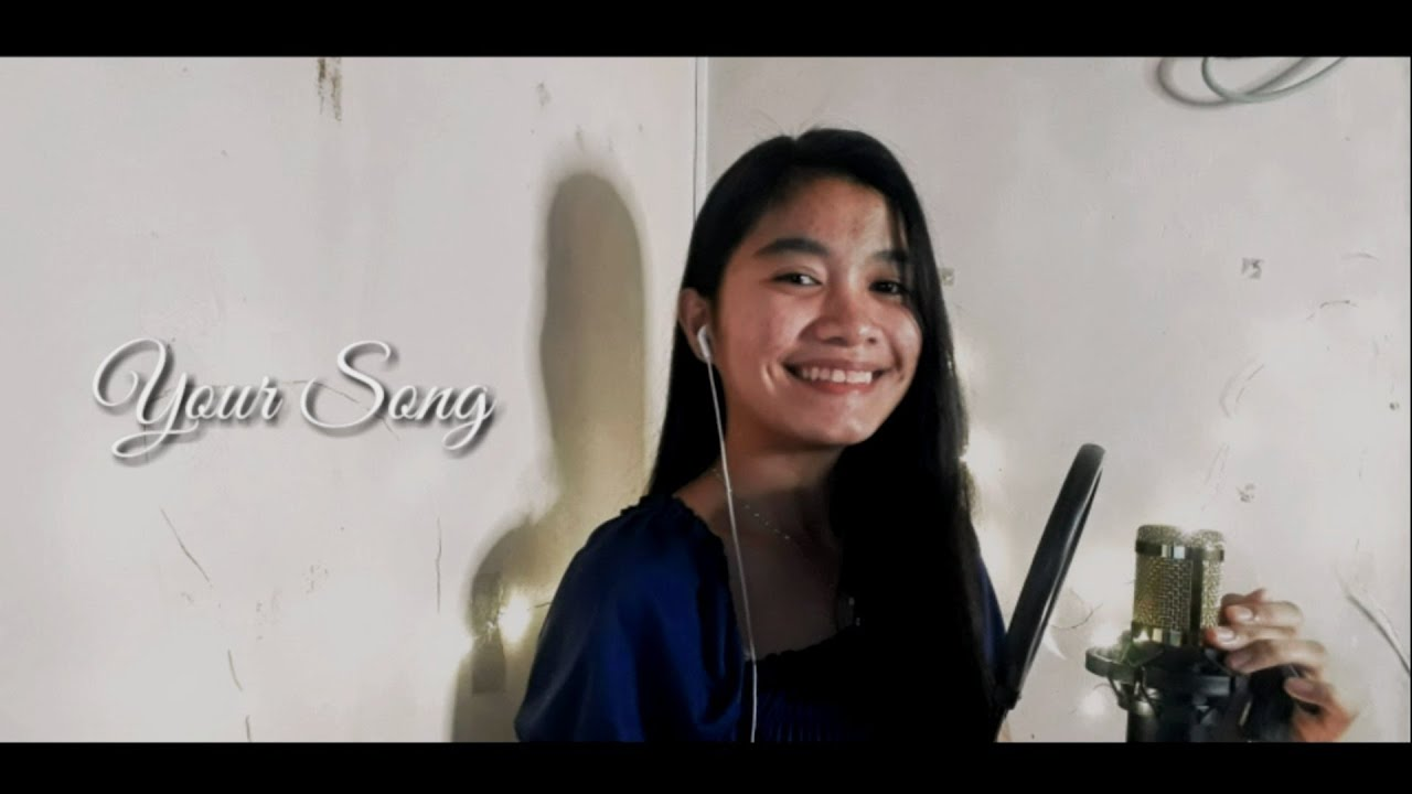 YOUR SONG (My one and Only You) -Parokya ni Edgar   Cover by Kristel Estacio