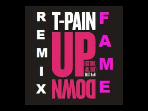 T- Pain- Up Down (Remix)Ft.Fame & B.O.B *DOWNLOAD LINK*