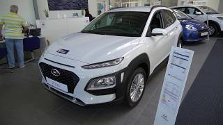 Hyundai Kona 2021 Review Preview Overview Complete Walkaround