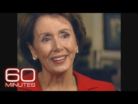 Nancy Pelosi: The 2019 60 Minutes Interview