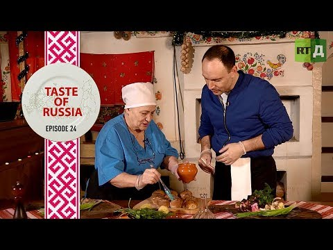 Arctic Challenge: Reindeer Fillets in Mushroom Sauce vs Vinaigrette Salad - Taste of Russia Ep. 24