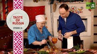 Arctic Challenge: Reindeer Fillets in Mushroom Sauce vs Vinaigrette Salad - Taste of Russia Ep. 24
