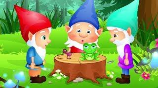 Malutkie krasnoludki - piosenki z teledyskami dla dzieci