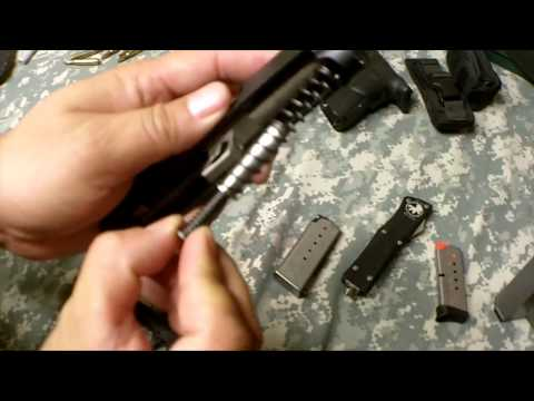 KAHR PM9 - Field Strip how to by USSQUADS