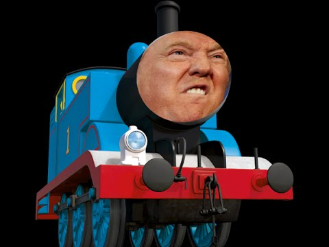 Donald Trump And Friends Thomas The Tank Engine Video
