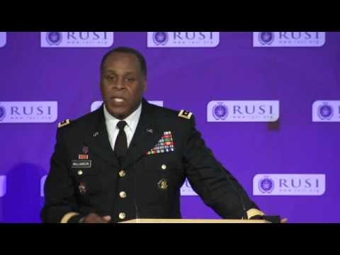 LWC 2015: Lt. General Michael Williamson, Acquisition Logistics and Technology, US Army