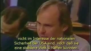 Iran Contra Affäre - Der Tiefe Staat 1986 - CIA, Waffenhandel, Krieg und Kokain