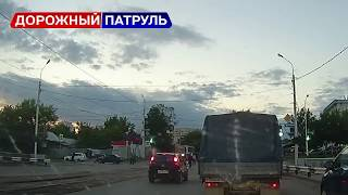 ДТП Сбил скутериста, Уфа (26.06.17)