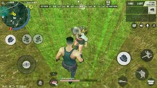 Funny Teaming up with enemies!!!smallest circle in Ros!!!