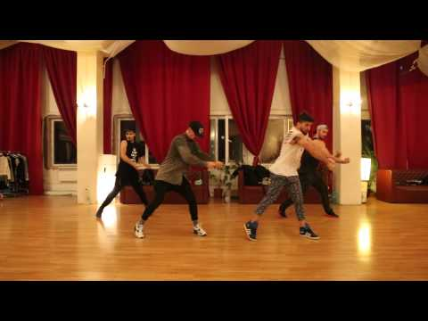 INNA - Diggy Down feat. Marian Hill | @cristianchis_bruce Choreography