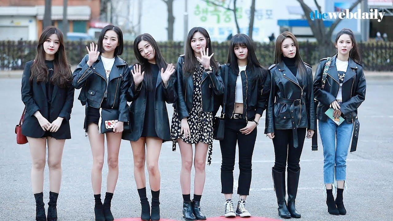 [WD영상] CLC 3월 2일 뮤직뱅크 919회 출근길