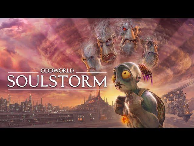 Oddworld: Soulstorm 👽 Angezockt Teil #2 👽 [Deutsch | Twitch]