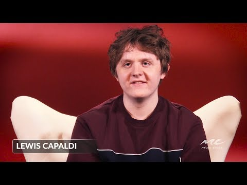 """Lewis Capaldi Talks About """"Someone You Loved"""" Music Video And Peter Capaldi"""