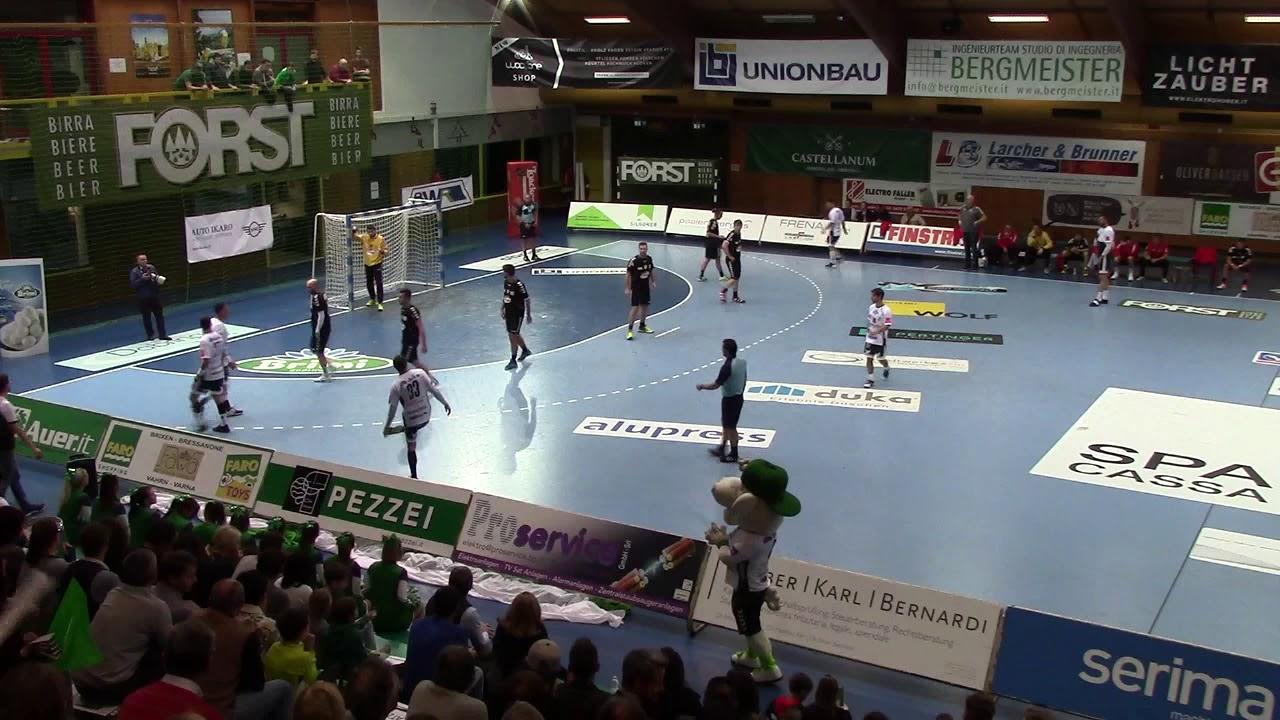 Serie A1M [10^]: Brixen - Trieste 34-26