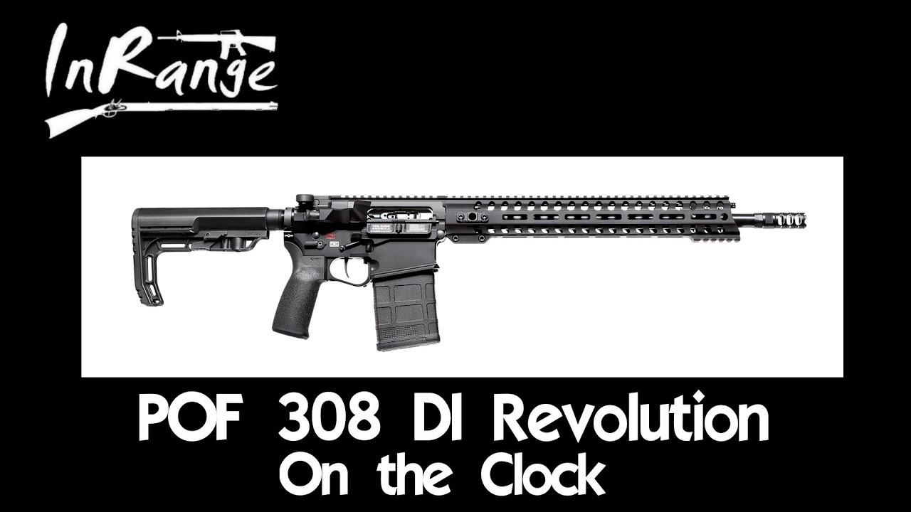 POF 308 DI Revolution - On The Clock