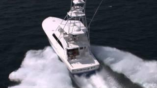 Viking Yachts: 57 Enclosed Bridge