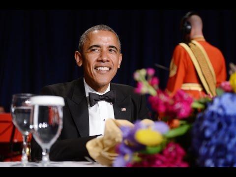 2015 White House correspondents' dinner