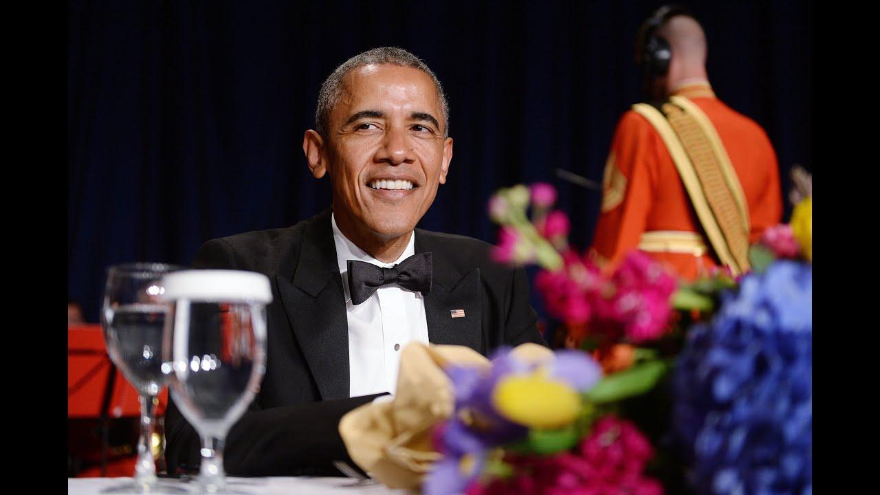 2015 white house correspondents' dinner - youtube